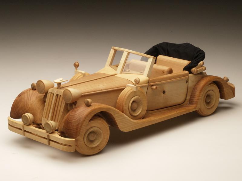 Модели деревянных автомобилей своими руками 54